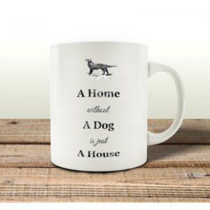 TASSE-Kaffeebecher-A-HOME-WITHOUT-A-DOG-Haustier-Geschenk-Henkelbecher-Hund